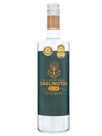 Darlington Kukumakranka Gin